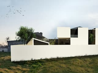 Casa N+V: Casas  por GAUDIprojectos