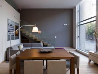 Comedor: Comedores de estilo  por Basch Arquitectos