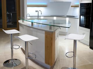 Projects: modern Kitchen by Andrew John Lloyd