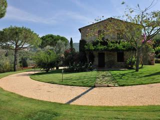 Jardin moderne par Arte Pietra Moderne