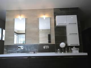 Rénovation d'une maison dans les Yvelines par Harmonie&Design