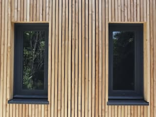extension de la Maison Rouge Gorge: Maisons de style de style Moderne par DIID architectes