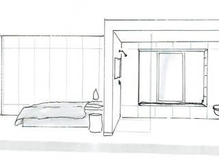 Raumagentur - ArteFakt Modern Bedroom