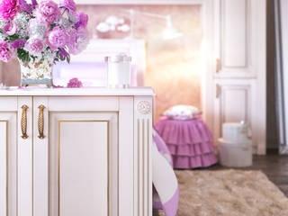 Детская комната: Детские комнаты в . Автор – Дмитрий Каючкин, Классический