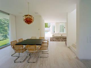 Modern Dining Room by DREER2 Modern