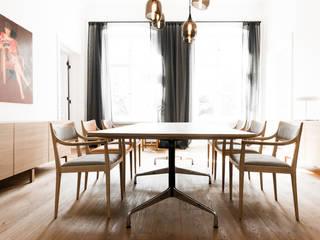 Dining room: scandinavian Dining room by Loft Kolasinski