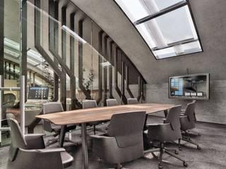 Studio Vertebra – Kevkeb Metal Ofisleri:  tarz Çalışma Odası