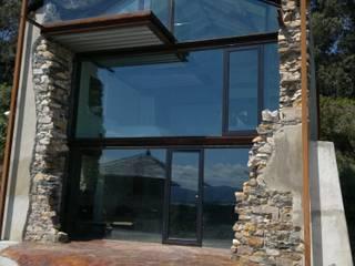 Casas modernas por Tagarro-De Miguel Arquitectos