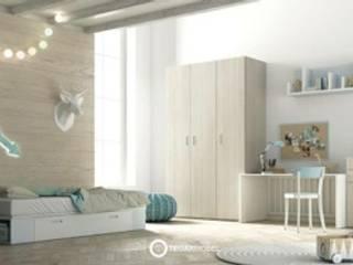 Dormitorios juveniles Dormitorios de estilo moderno de marina mobles Moderno