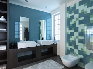 Modern bathroom by Cer Vogue Modern