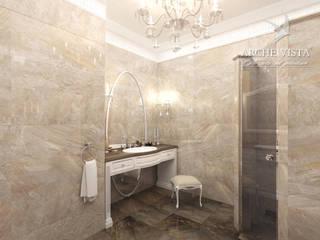 Baños de estilo  por ARCHE VISTA, Clásico