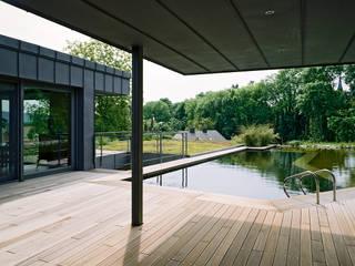 PONDSROSE Moderne Pools von DREER2 Modern