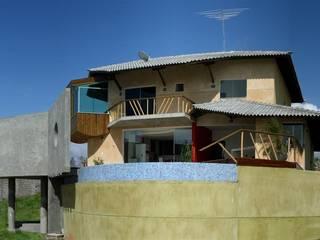 Maisons de style  par alexis vinícius arquitetura e design, Rustique