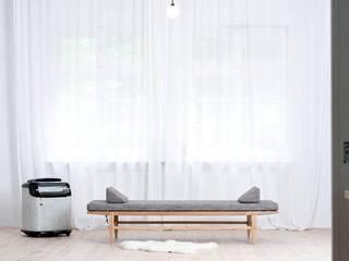 L1 Szezlong: styl , w kategorii  zaprojektowany przez Loft Kolasiński