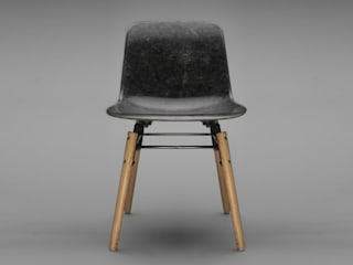 Hembury Chair: classic  by Solidwool, Classic