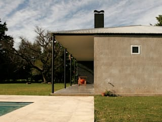 Modern houses by IR arquitectura Modern