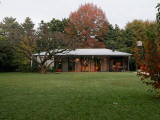Casa Tortorelli Jardines modernos: Ideas, imágenes y decoración de IR arquitectura Moderno