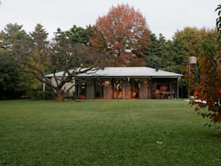 Modern Garden by IR arquitectura Modern