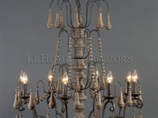 LeHome Interiors Living roomLighting