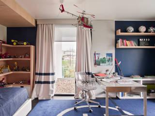 Modern nursery/kids room by SA&V - SAARANHA&VASCONCELOS Modern
