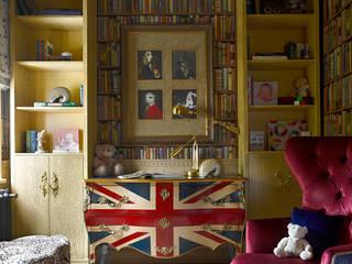 classic Study/office by Olga Kulikovskaia-Ashby
