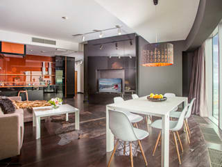 APARTMENT 1 Modern Dining Room by 2kul INTERIOR DESIGN Modern