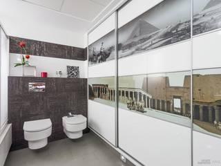 Àtico en Oliva Baños de estilo moderno de Vicente Barreres Moderno