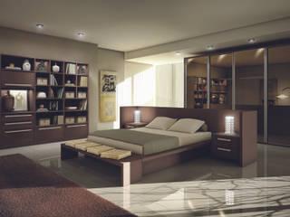 Dormitório :   por Fabrik Ambientes Planejados,Clássico