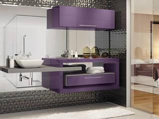 Banheiro :   por Fabrik Ambientes Planejados,Moderno