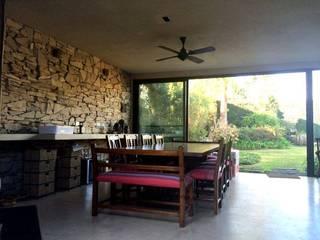 Estudio Emilio Maurette Arquitectos Colonial style conservatory