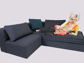 "Eco Modular Sofa ""SEN""   :   by Studio180°"