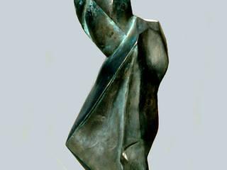 Beeldhouwerij van Velzen ArtworkSculptures Copper/Bronze/Brass Green