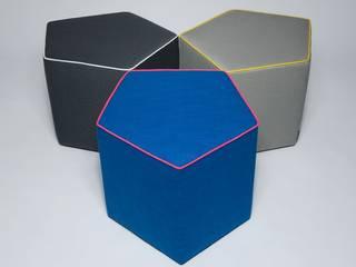 Pentagon Stool:   by Studio180°