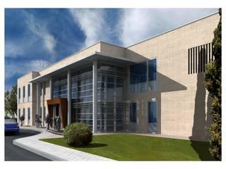 Sede para la Fundación Arco Iris Casas de estilo moderno de Gesarquitectos Moderno