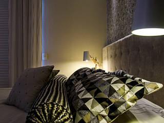 ERICA TEROSSI ARABICANO DECORADORA BedroomBeds & headboards Textile