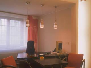 Biuro w Gdyni: styl , w kategorii  zaprojektowany przez Grafick sp. z o. o.