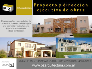 Houses by Grupo PZ
