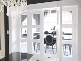 Classic style dining room by 2kul INTERIOR DESIGN Classic