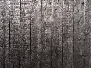 ディンプル建築設計事務所 Murs & Sols modernes Bois Noir