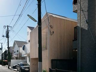 Casas de estilo moderno de ディンプル建築設計事務所 Moderno