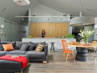 Dom: styl , w kategorii Kuchnia zaprojektowany przez stando interior design,