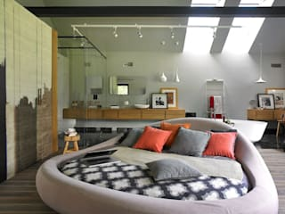 Modern style bedroom by stando interior design Modern
