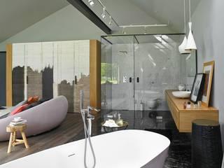 Dom: styl , w kategorii Łazienka zaprojektowany przez stando interior design