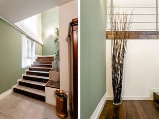 Bamboo Forest: una foresta in casa tua Pareti & Pavimenti in stile moderno di F.lli Mistò Snc Moderno