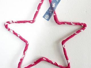 personnalisation de prénoms + L'étoile Idé'Elles & Caramels Chambre d'enfantsAccessoires & décorations