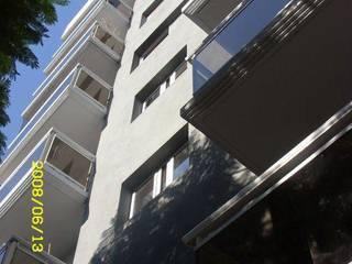 Edificio HCI - Rosario - Santa Fe - Argentina Casas modernas: Ideas, imágenes y decoración de Evelin Wouters Arquitectura Moderno