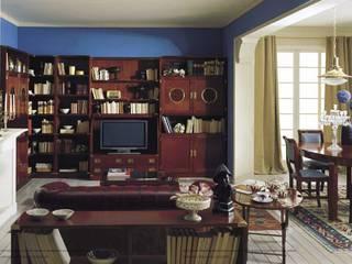 Mobili e complementi: Studio in stile in stile Moderno di IL VASCELLO ARREDI IN STILE VECCHIA MARINA