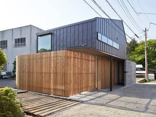 白砂孝洋建築設計事務所 Casas modernas
