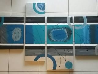 Toiles personnalisées par Agence 3Dimensions Moderne
