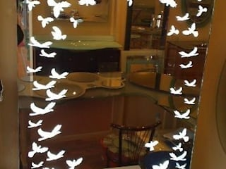 Hanedan Cam Ayna Dekorasyon – Hanedan Ayna:  tarz